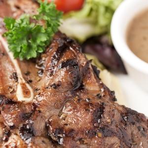 Grilled Lamb